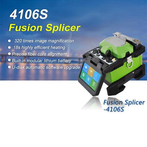 Fusion Splicer---4106S