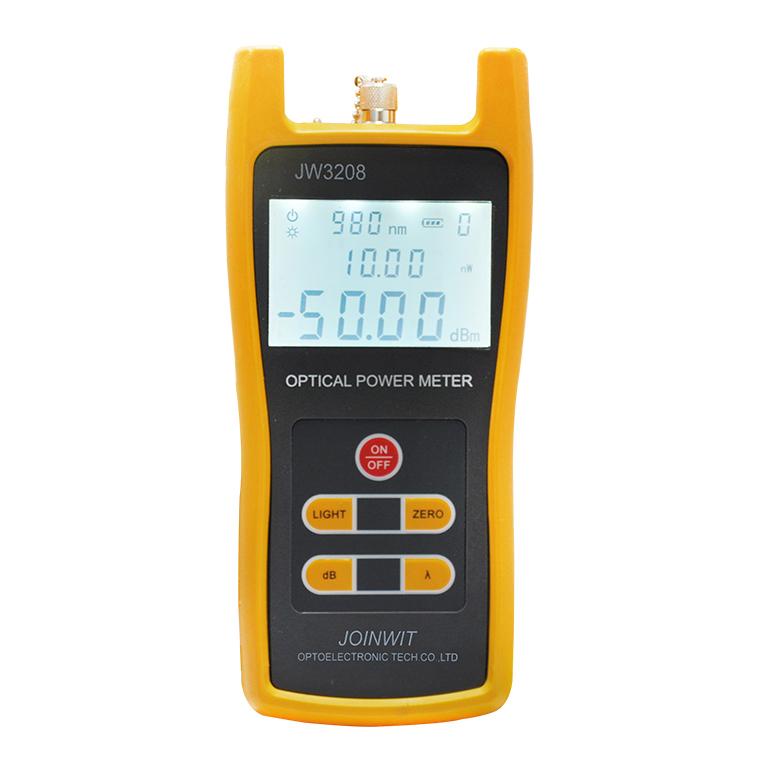 JW3208 Handheld Optical Power Meter Basic Model