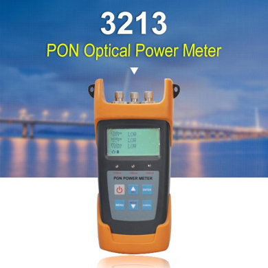 PON Optical Power Meter--Seri 3213
